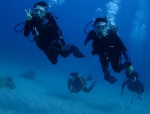 paket wisata adventure diving