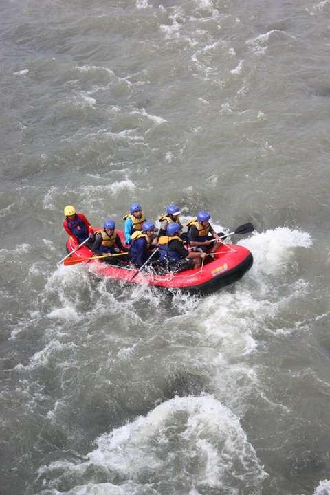 sungai untuk rafting di garut