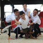 Program Team Building 'Worst Case Scenario' di Pulau Ayer Bangkitkan Semangat Peserta Samsung Getaway