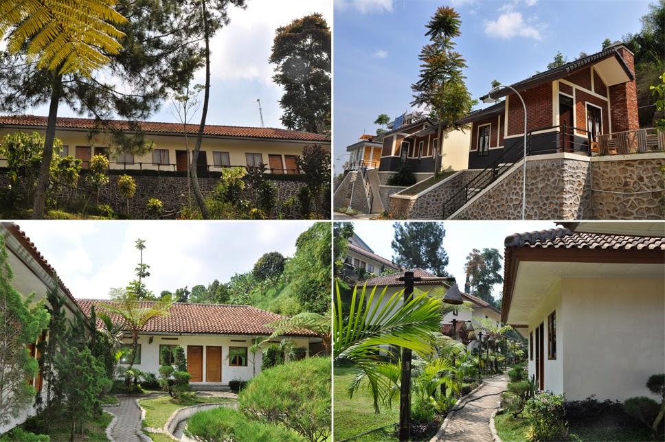 Penginapan Bernuansa Alam di Bandung Kampung Legok