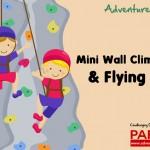 Yuk, Ajak Anak Bermain Flying Fox di Adventure Zone – Mother & Baby Fair