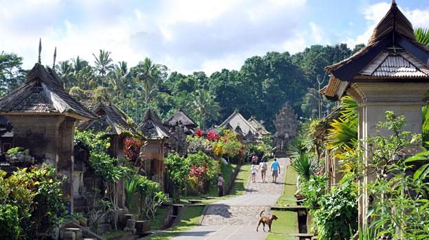 Desa Wisata Adat Penglipuran,Bangli