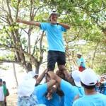 Trust Games Menjadi Program Team Building di Bali untuk Kementerian ESDM